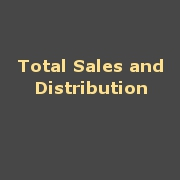 Total Sales and Distribution